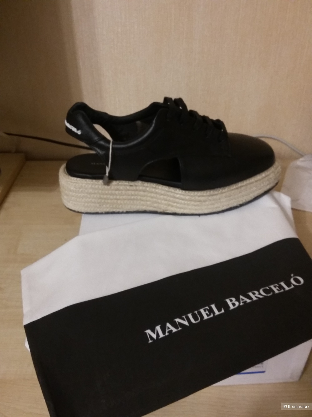 Эспадрильи MANUEL BARCELÓ размер 39