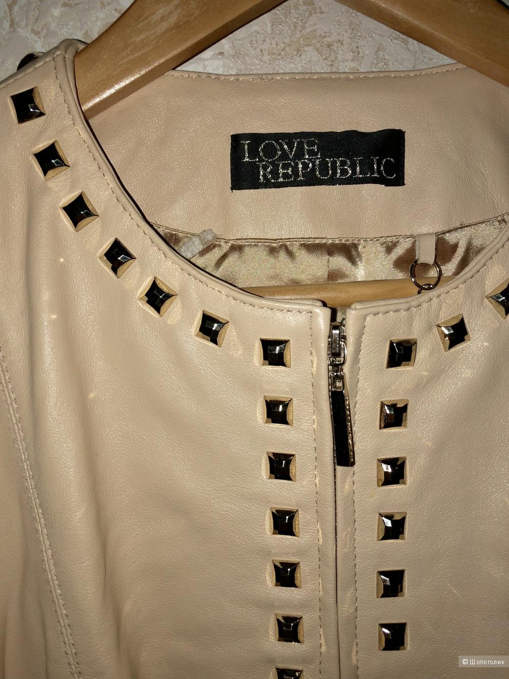 Куртка love republic , p s-m