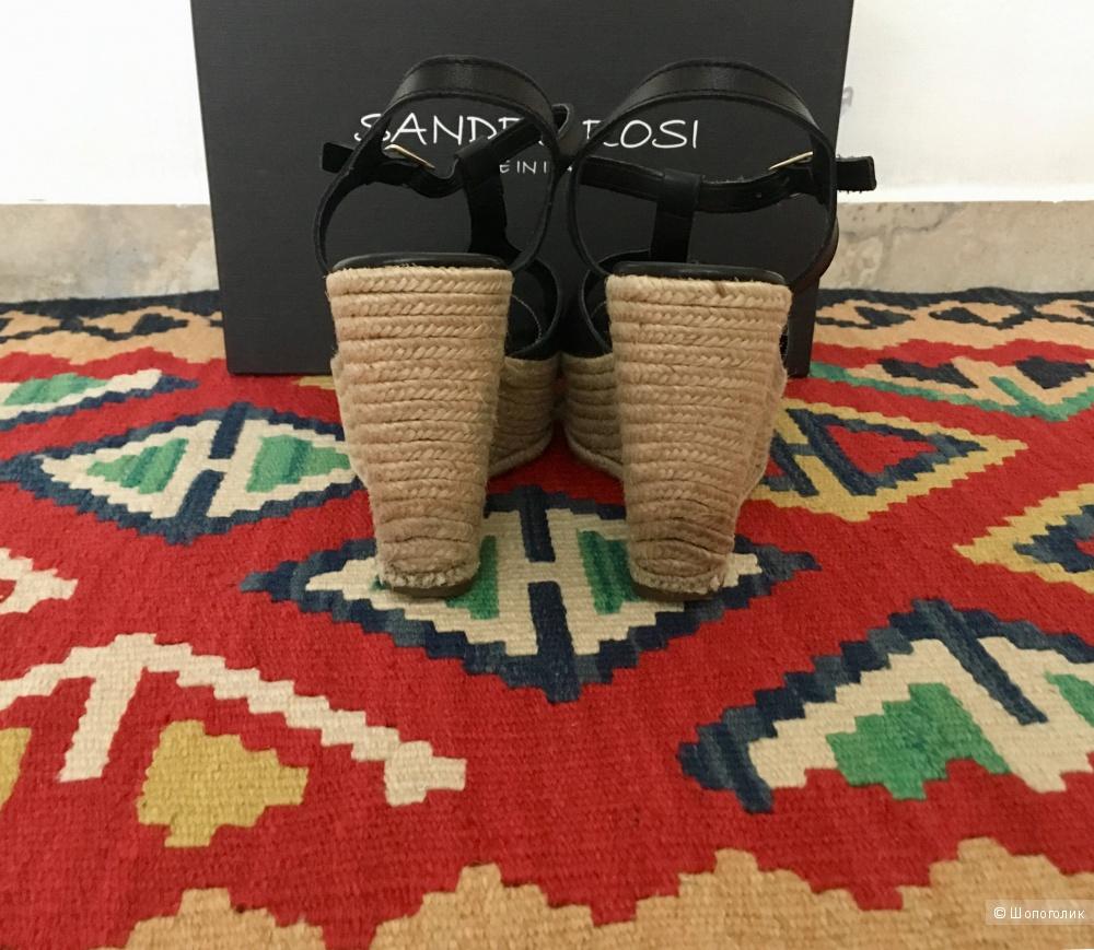 Sandro rosi босоножки 38 размер