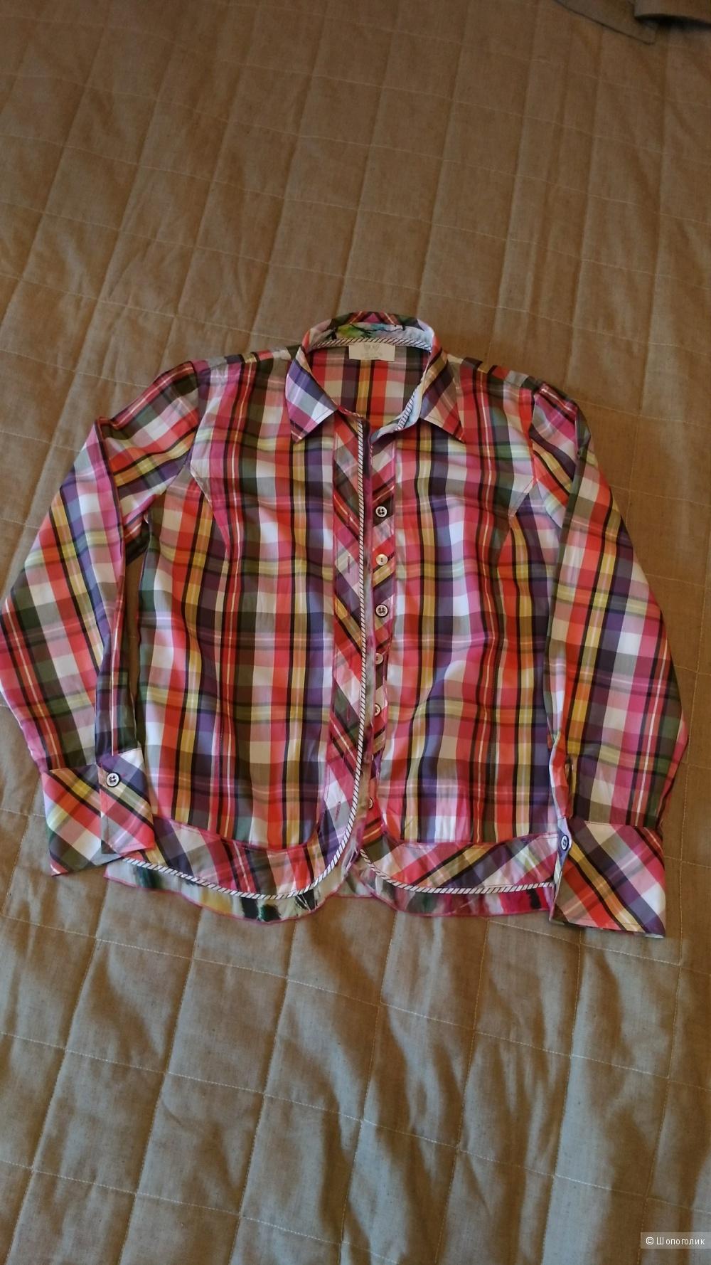 Рубашка Just White р.46-48