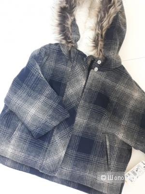 Пальто Kiabi,размер 2 года.