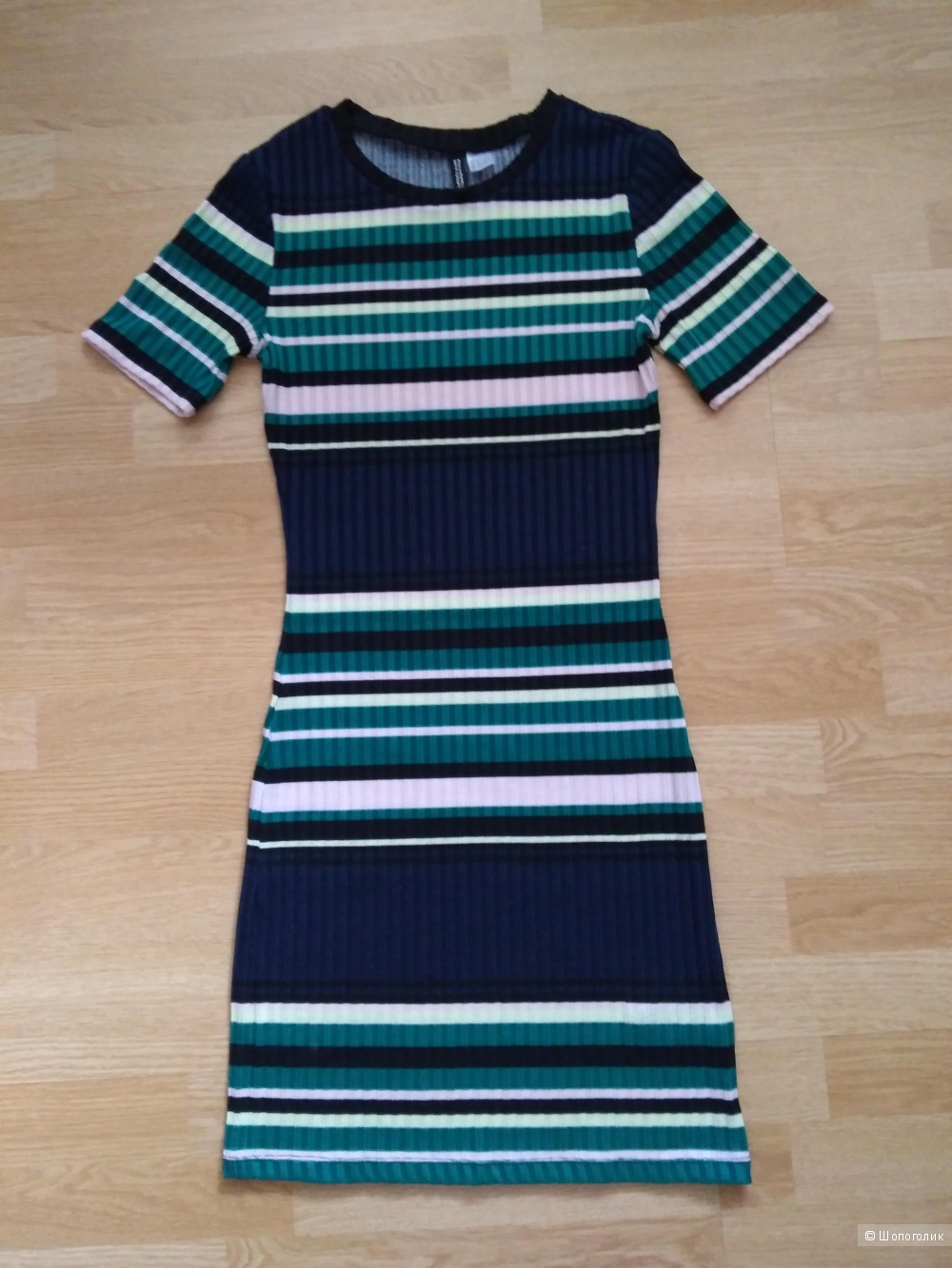Платье h&m размер s