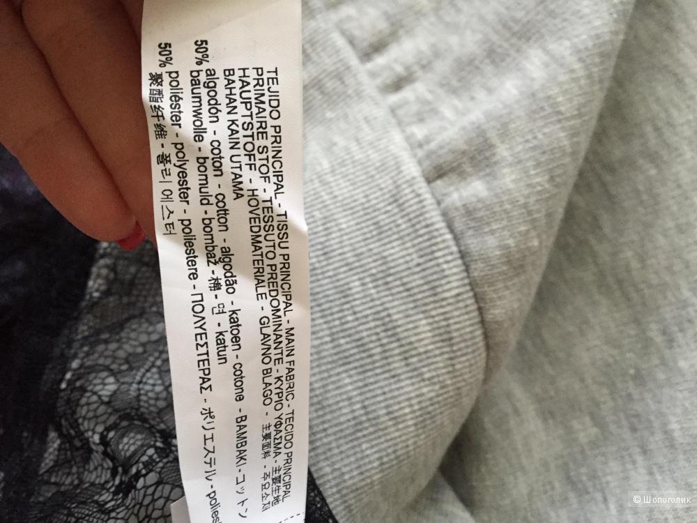Zara платье - толстовка размер M