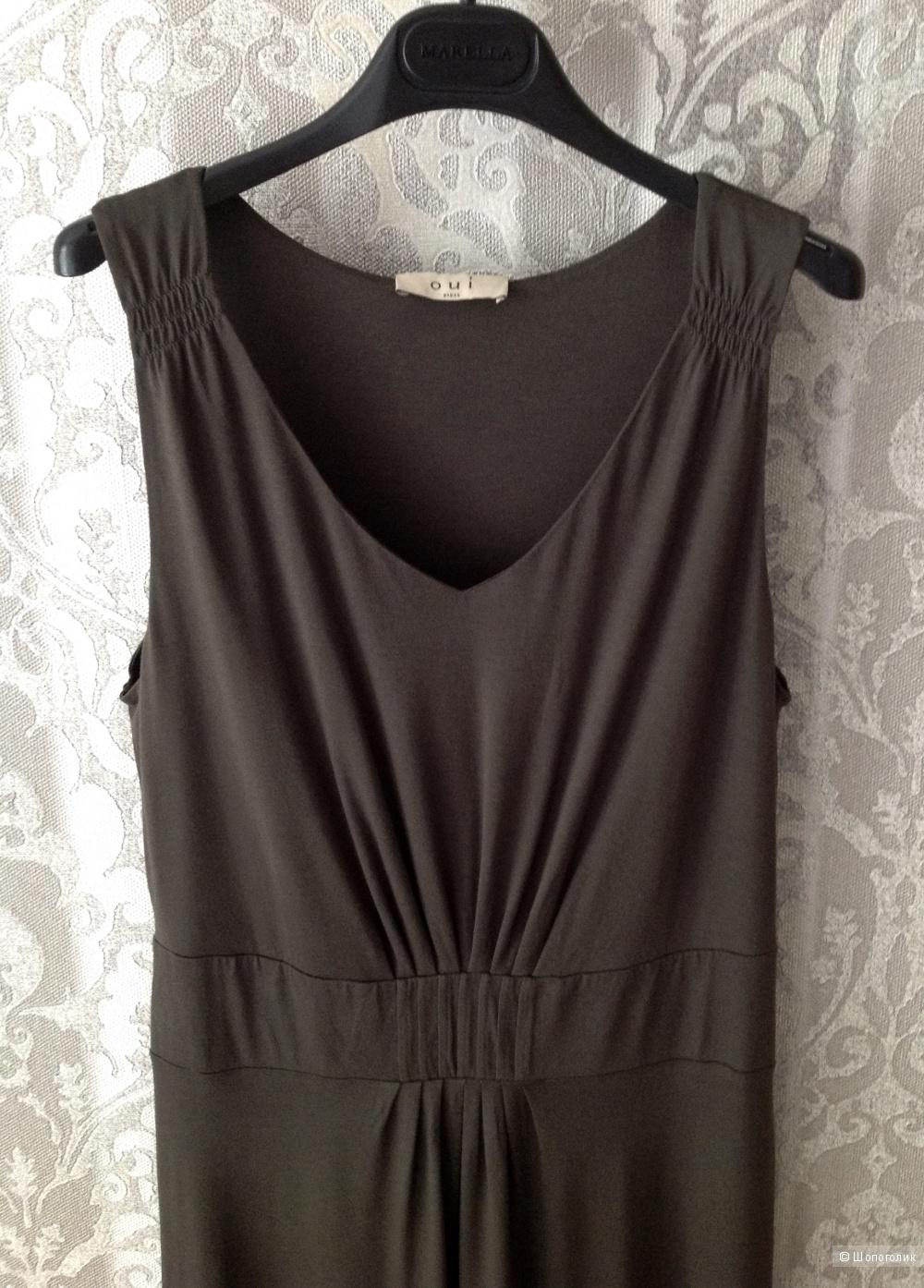 Платье OUI basic, размер 44-46.