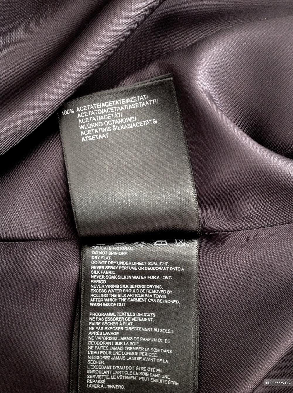 Шелковое платье Mexx, размер 44-46.