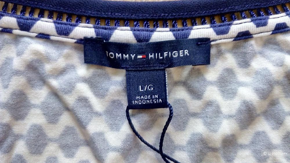 Топ Tommy Hilfiger, размер L