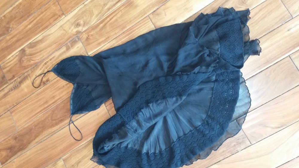 Шелковое платье Twin Set Simona Barbieri , S