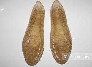 Силиконовые балетки SARRA ZIENNE, размер 39 на 37-38