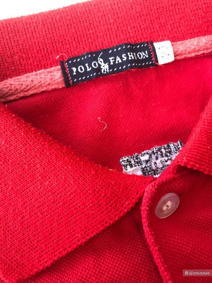 Футболка Polo Fashion,размер 8 лет