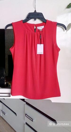 Блузка Calvin Klein, размер XS