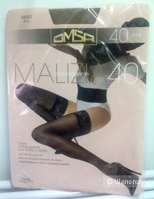 Чулки OMSA MALIZIA  40 размер 4