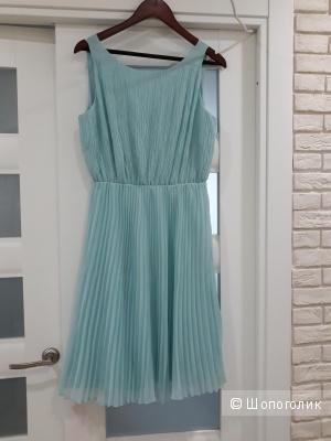 Летнее платье Massimo Dutti, р 42 на р 44-46.
