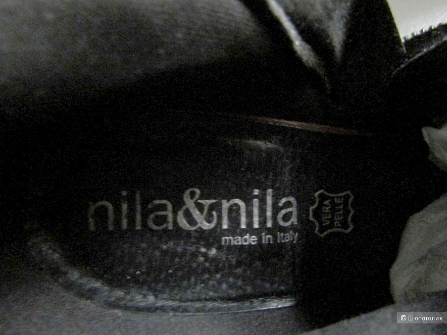Ботильоны  Nila & Nila размер 39