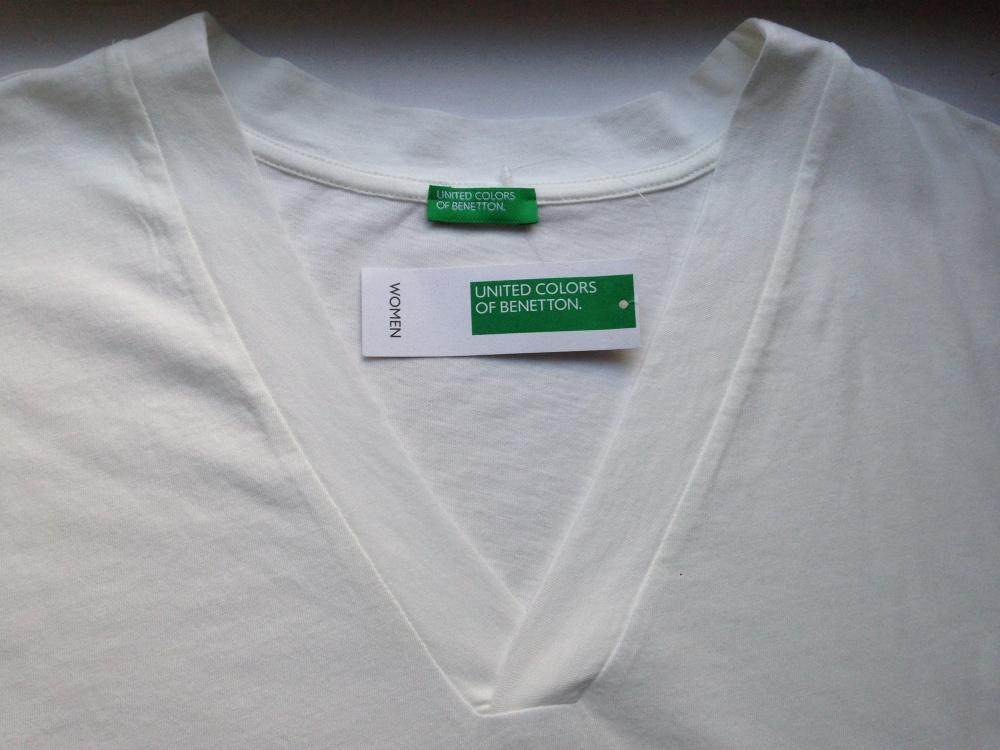 "Футболка "" Benetton "", XL размер"