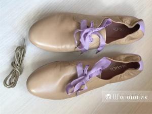 Балетки на шнурках Max&Co 39-40