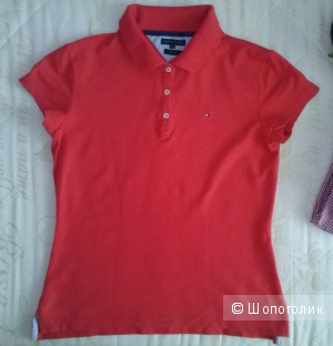 Tommy Hilfiger, рубашка-поло, L