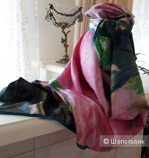 Платок шёлковый 100*100 см.