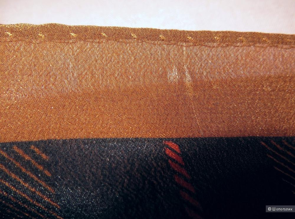 Платок шелковый, 75 х 75 см