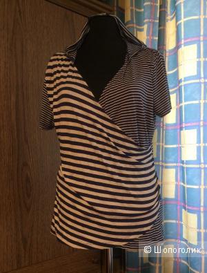 Блуза летняя POMPA размер 50-52
