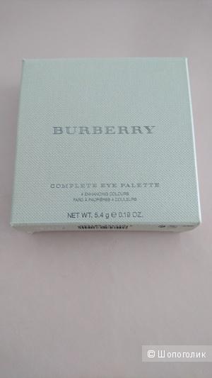 Палетка теней для век Burberry