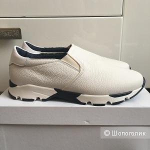 Кроссовки без шнурков GIANMARCO LORENZI, размер 37 EUR  большемерный