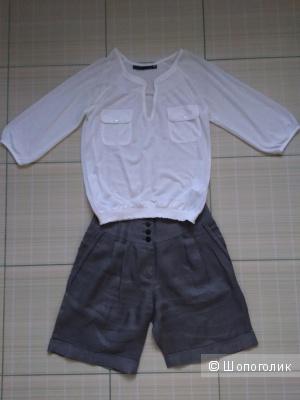 Комплект  шорты и блузка размер s
