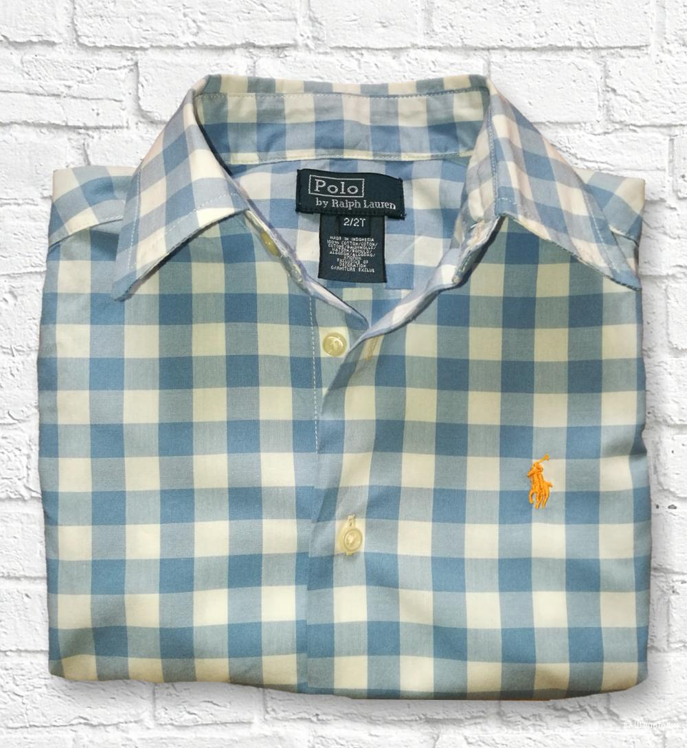 Рубашка. Ralph Lauren. 2/2,5
