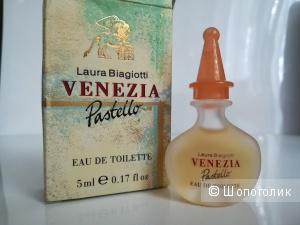 Миниатюра - Venezia Pastello Laura Biagiotti - 5мл. EDT