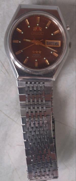 Часы мужские наручные Orient.