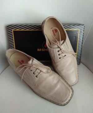 Полуботинки = туфли M-Shoes, размер 41/42