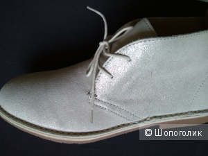 Ботинки ECCO 41размер 27 см