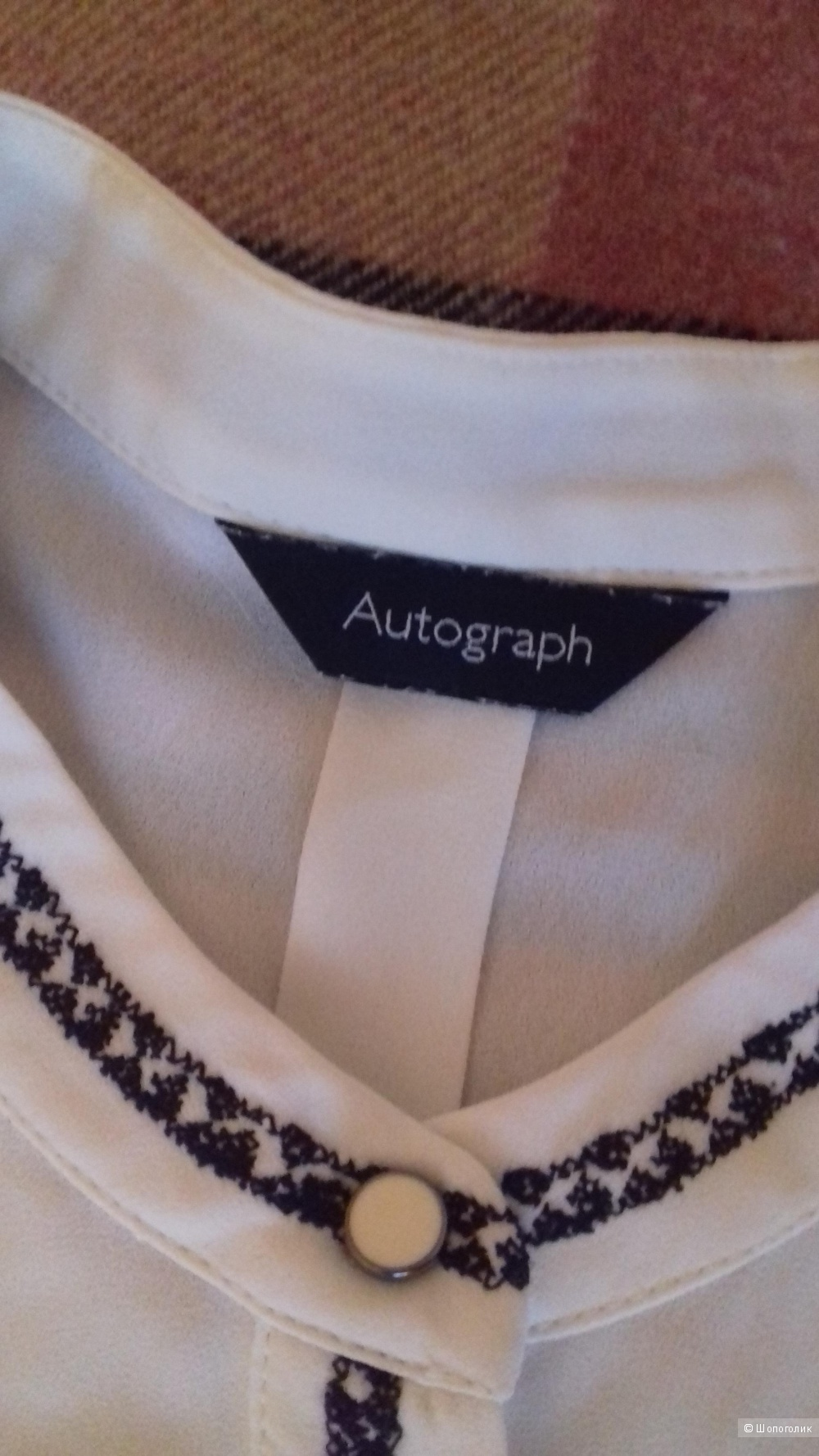 Рубашка Autograph. Размер U 10 (русский 48-50).