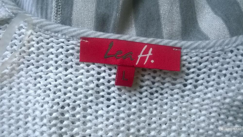 """Блуза туника  """"Lea H"""" р.L (46-48)"""