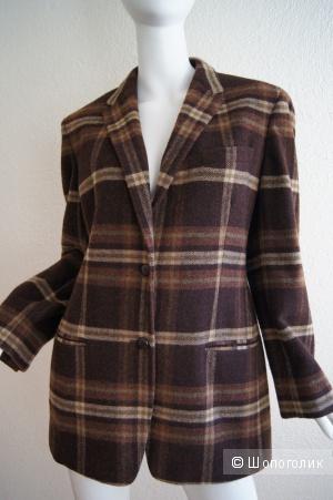 Шерстяной жакет пиджак Ralph Lauren 46 - 48 р.