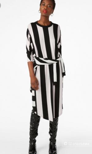 Платье-футболка оверсайз MONKI размер M (48-50)