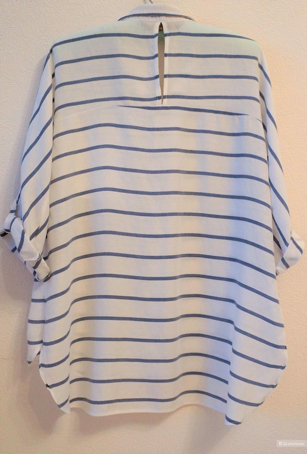 Рубашка Zara Basic, размер L