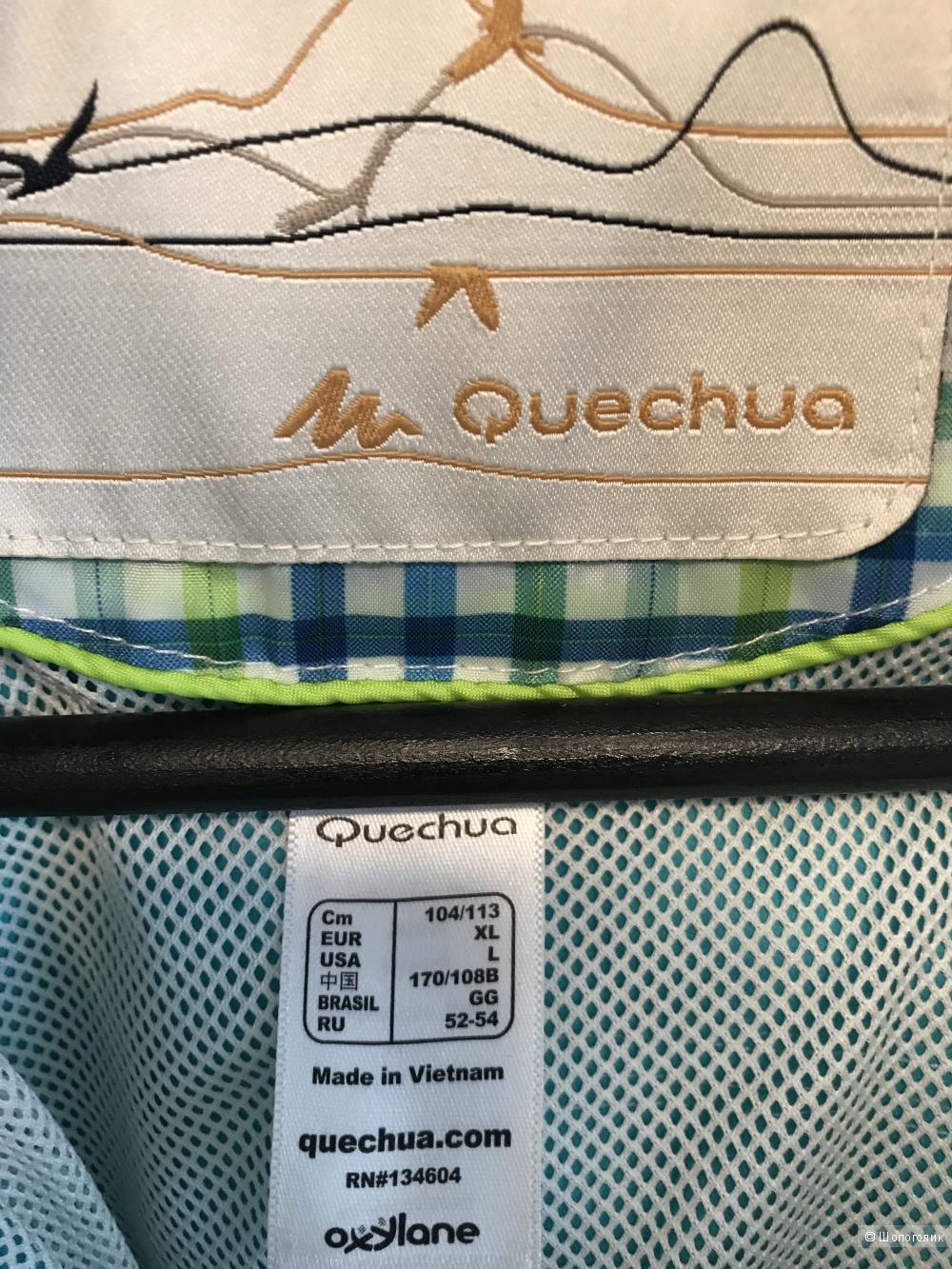 Ветровка Quechua, размер 52-54 рос