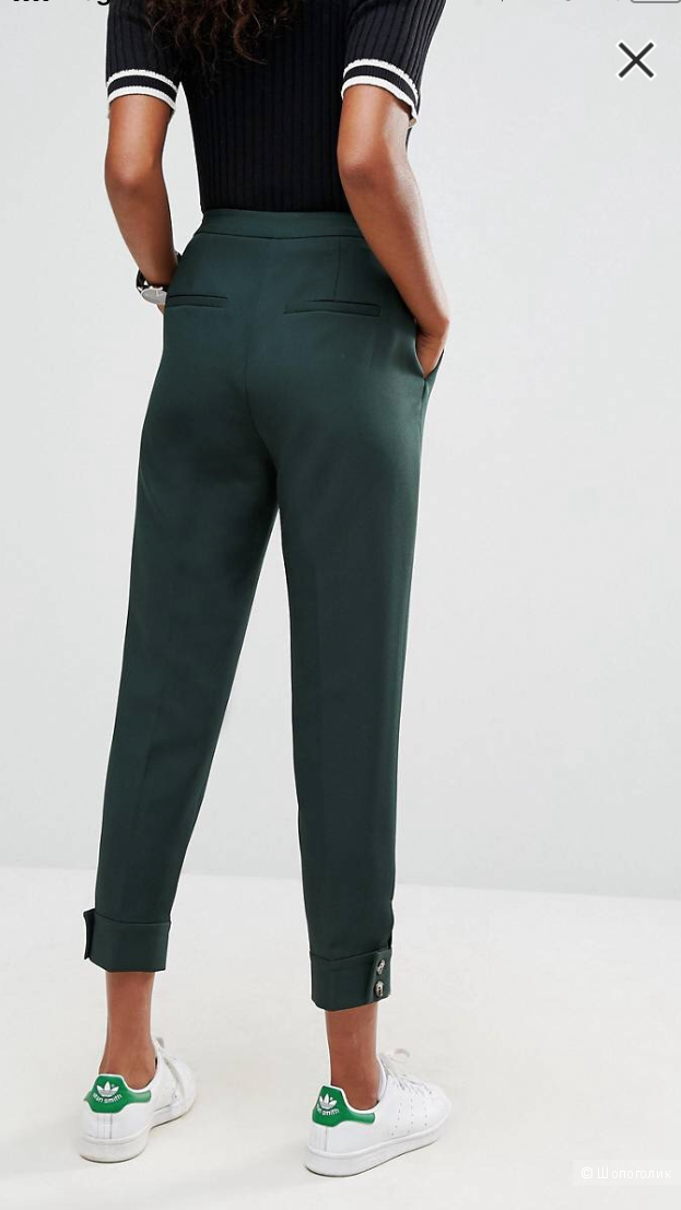 Брюки ASOS Tailored uk6-eu34 на рус 40-42