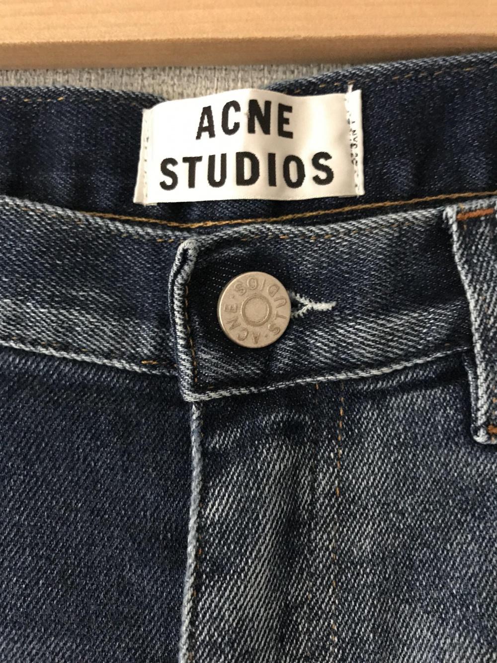 Джинсы Acne Studios размер 44 русский