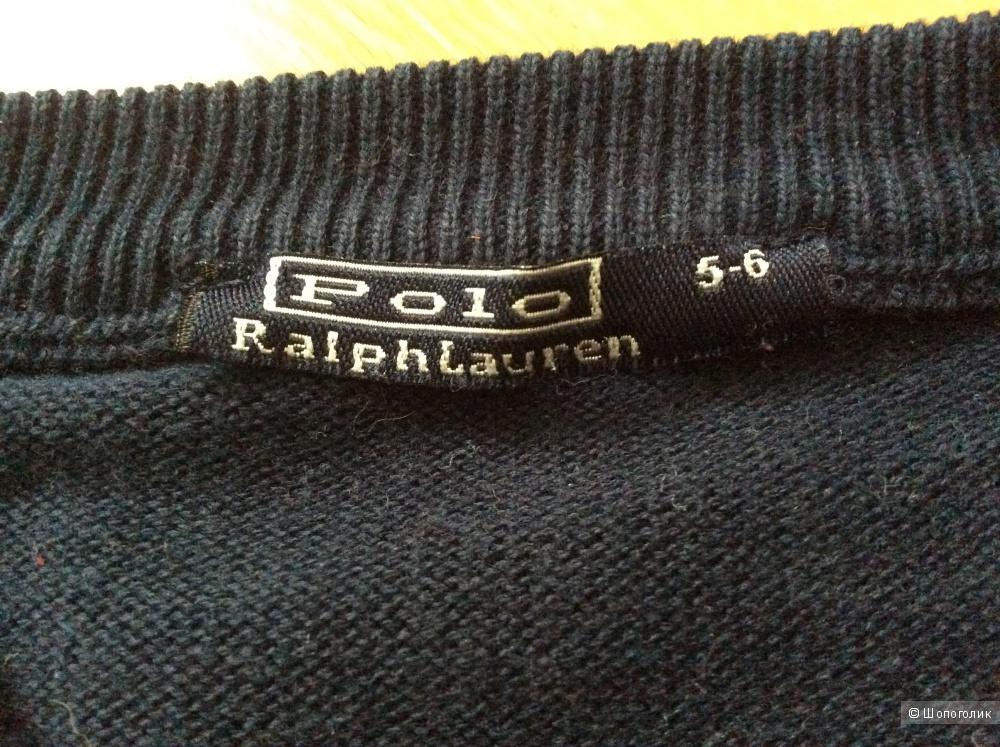 Детский джемпер Polo Ralph Lauren р.5-6