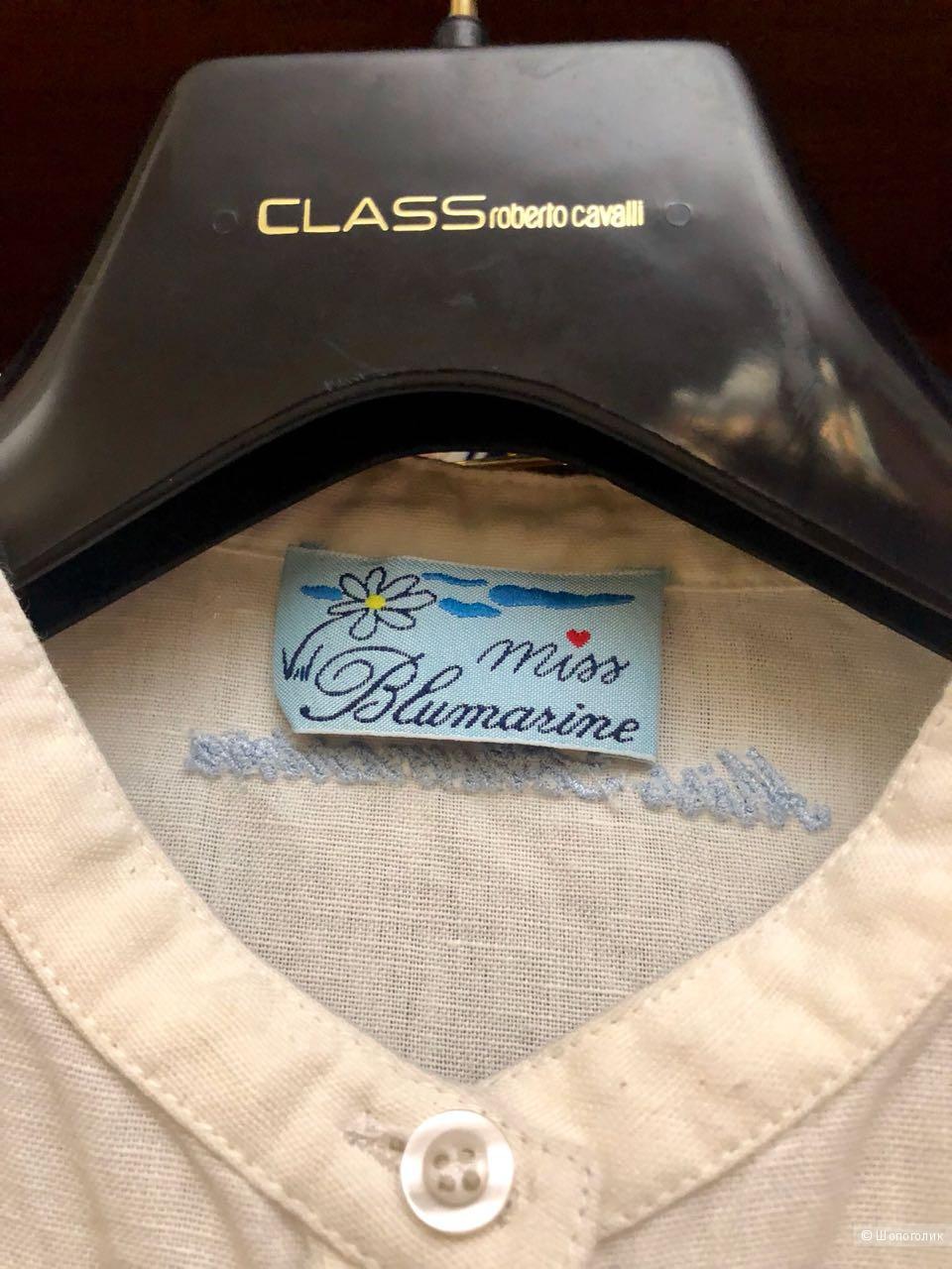 Блузка Miss Blumarine 46 RU