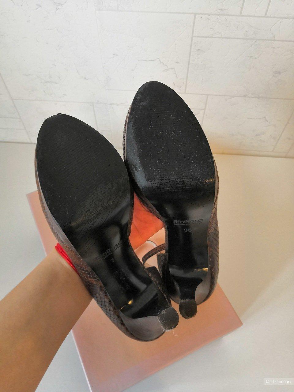 Туфли RiaRosa 38 разм.