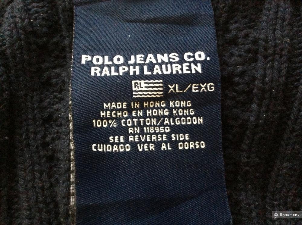 Джемпер с капюшоном Ralph Lauren Polo Jeans р. XL (на 46-48-50)
