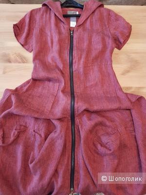 Платье   LinWool, размер 42-44