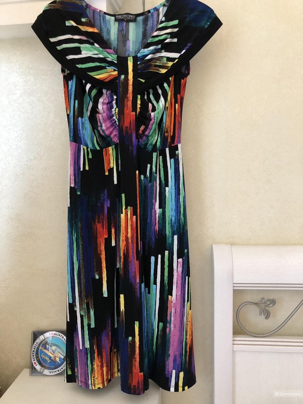 Платье PHILOSOPHY AUSTRALIA размер 10
