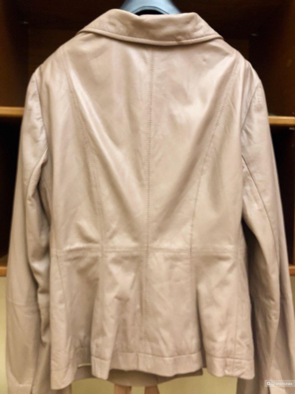 Кожаная куртка Vera Pelle 46 RU