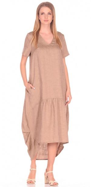 Платье Калинка 46 размер