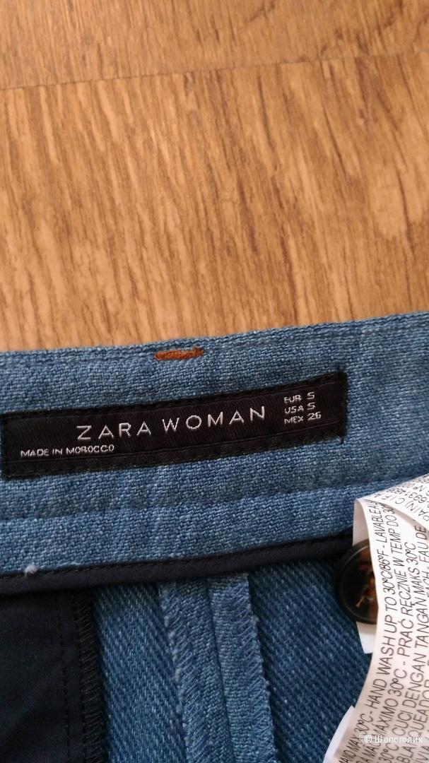 Брюки - палаццо Zara  р.44