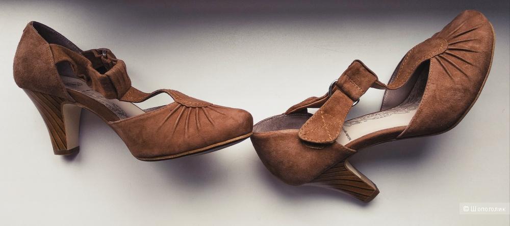 """Туфли """"Chester"""", р.37-37,5 (на стопу 240мм)"""