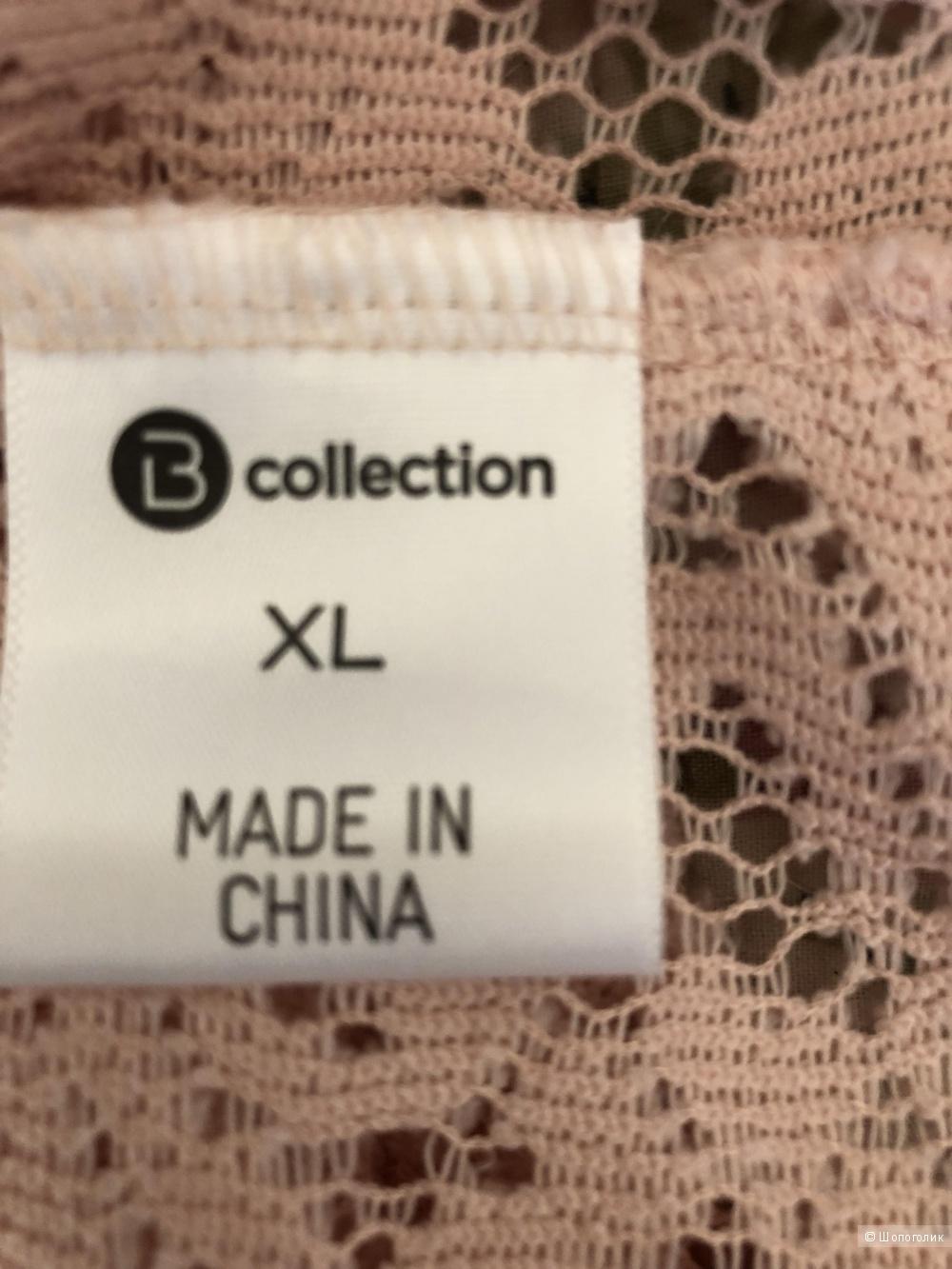 Кружевной джемпер B collection, размер  XL